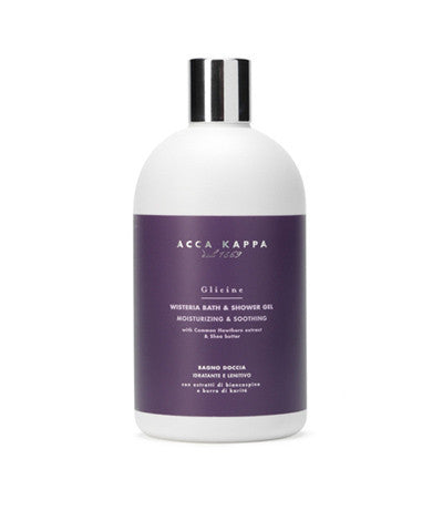 Image of Acca Kappa's Wisteria Bath & Shower Gel