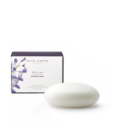 Image of Acca Kappa's Wisteria Rose Soap