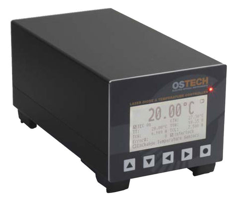 Benchtop Thermoelectric Temperature Controller; Full P.I.D. Control with 180 Watts of Power