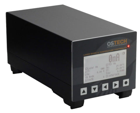 Precision 27A, 24V Benchtop Laser Diode Current Source