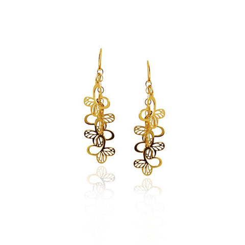 in gold vermeil cascade long biographie recommended earrings turquoise products