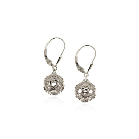 Piara Sterling Silver Dangling Earrings