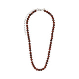 Red Tiger Eye Short Necklace - N2212