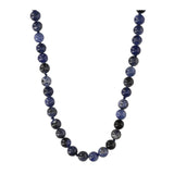 Sodalite Medium Necklace - N2219