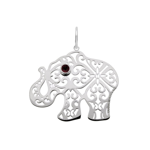 Large Elephant Pendant
