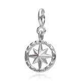 Moda Capital Compass Rose Charm