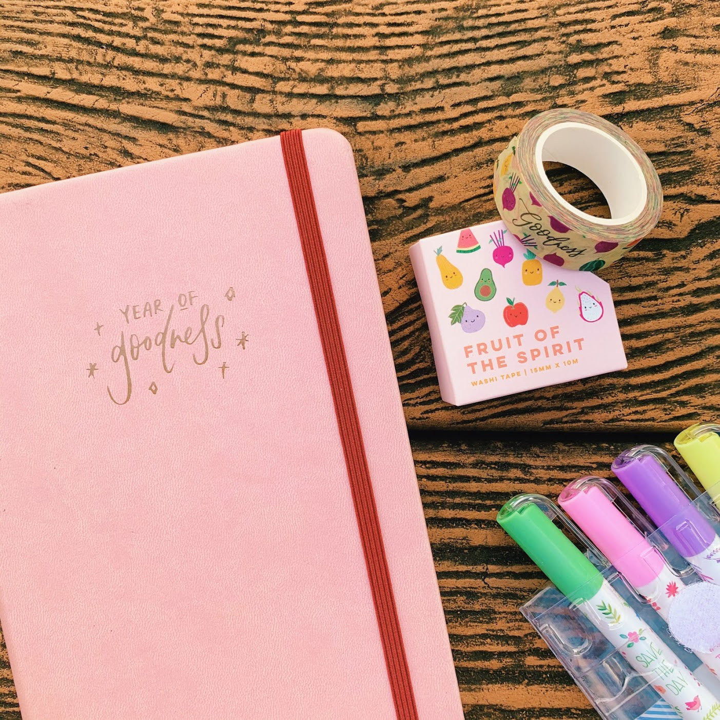 Pink Positive / Stationery Set