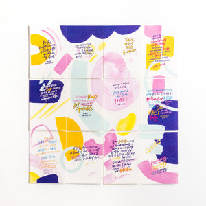 Encouragement Cards (Purpose)