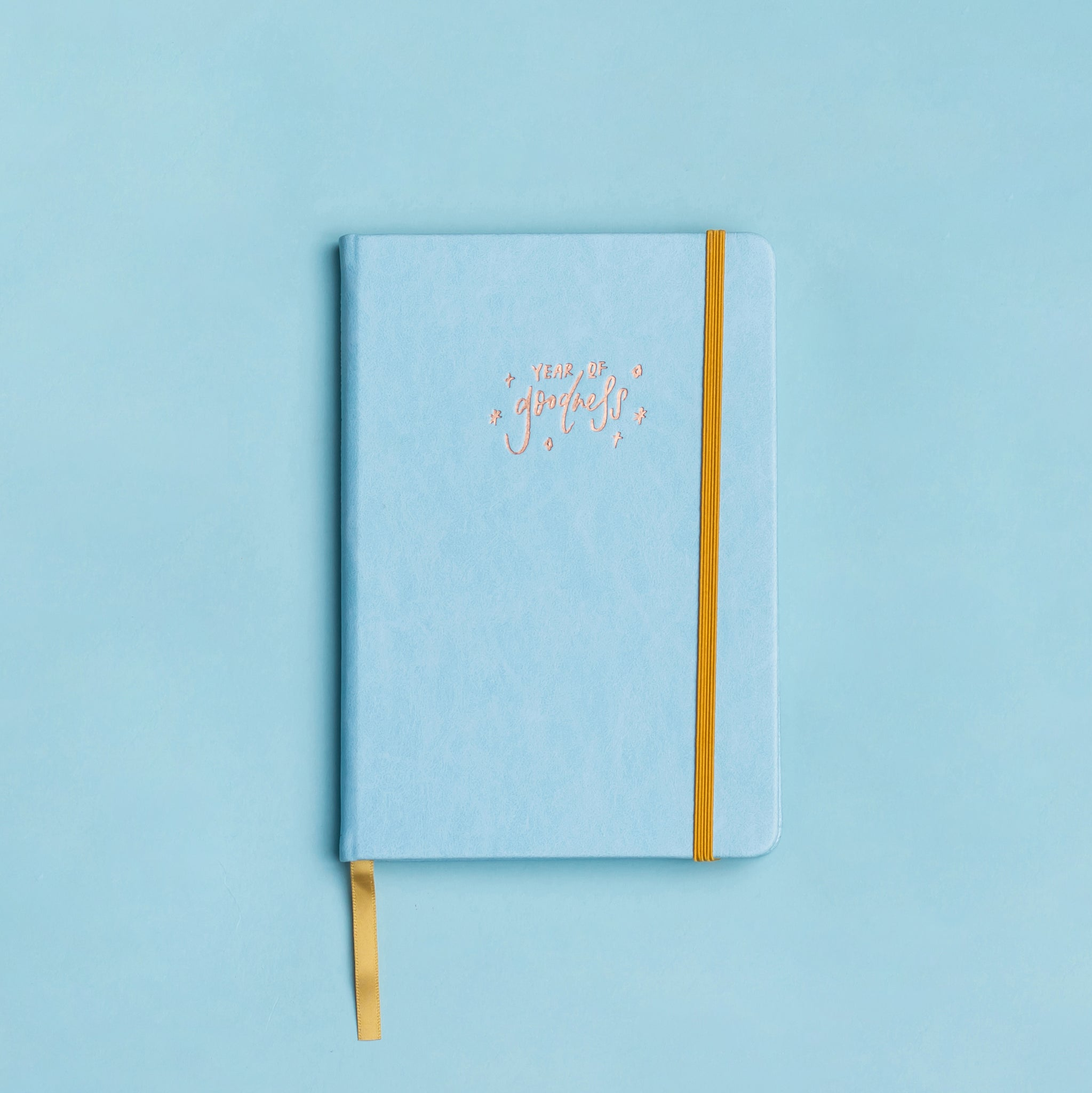 Undated Planner (Powder Blue)