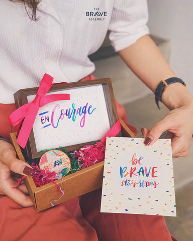 EN:COURAGE Gift Box
