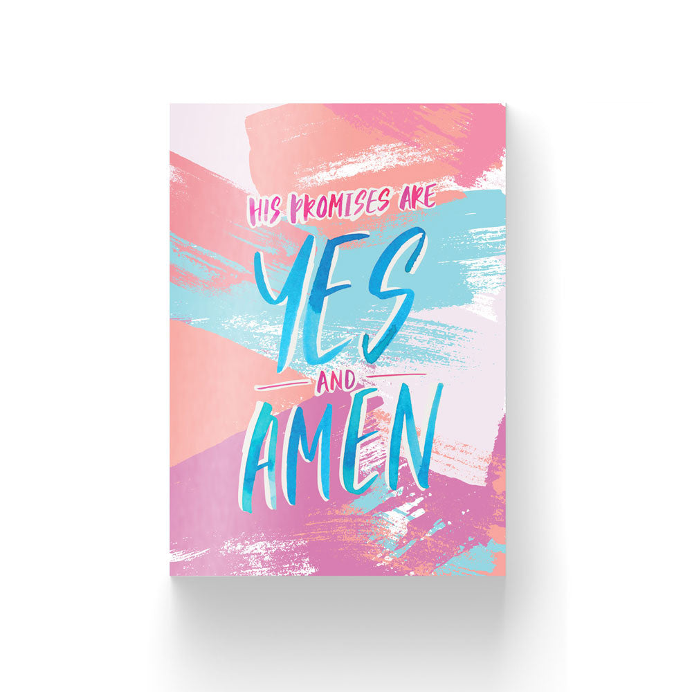 Yes & Amen / Postcard (SOLD OUT)