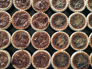 Kim's Pecan and Butter Tarts