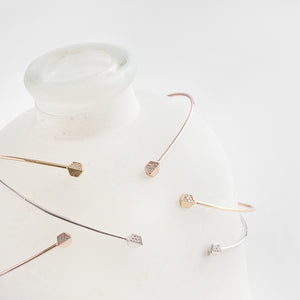 The Kimberly Wire Choker