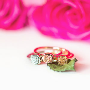 The Doreen Stacking Ring Set