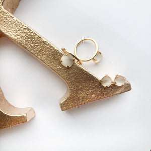 The Florence Earring and Ring Set