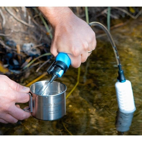 water purification systems backpacking