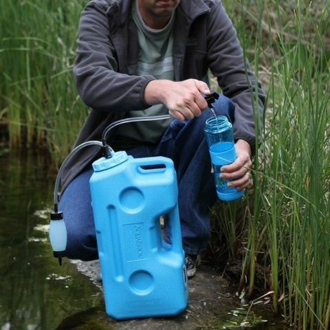 The AquaBrick-Water-potable-water-purification-system