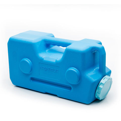Water Storage Container can also be used as Food Storage Container and is part of the AquaBrick Water Filtration System