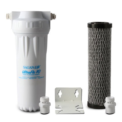 UltraFlo™ Under the Sink Water Filtration Kit - Free Shipping
