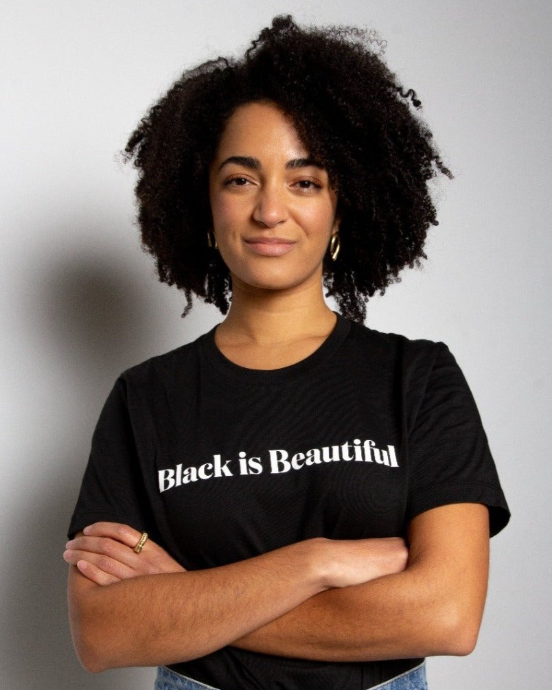 Black is Beautiful, Adult T-Shirt