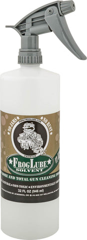 FrogLube Solvent 32oz Spray