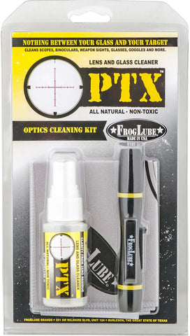 FrogLube OPTX Lens Cleaning System Kit