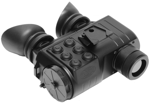 TIG-7-MOD-64 Elite Grade Tactical Thermal Imaging Goggles