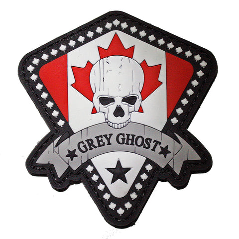 Grey Ghost Gear Canada - PVC Patch