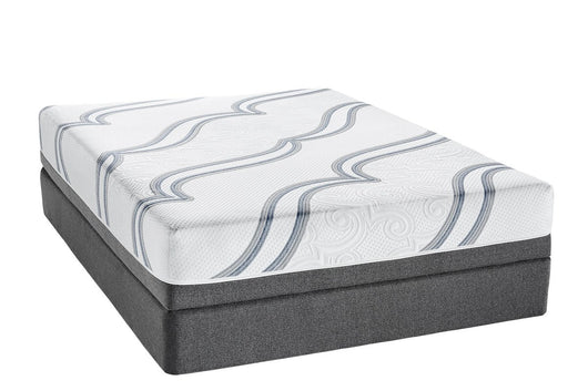 v7 Gel Foam Full Mattress