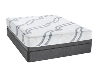 v7 Gel Foam King Mattress