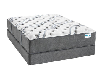 v7 Plush Queen Mattress Double Sided