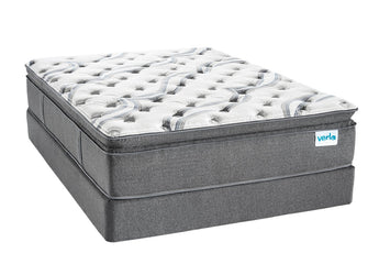 v7 Pillow Top Full Mattress Double Sided