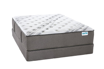V9 Plush Cal King Mattress Double Sided