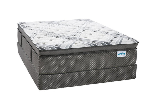 v9 Pillow Top Queen Mattress Double Sided