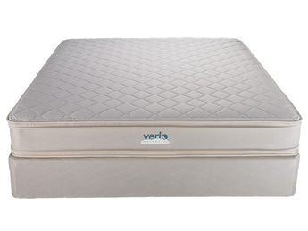 Intro Pillow Top Twin Mattress Double Sided