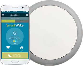 SmartWake Sleep Monitor