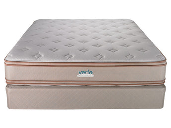 v1 Pillow Top Queen Mattress Double Sided