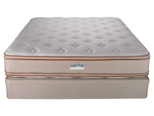 v1 Pillow Top Full Mattress Double Sided