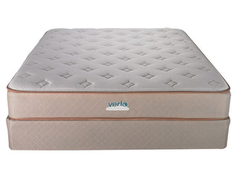 v1 Plush Cal King Mattress Double Sided