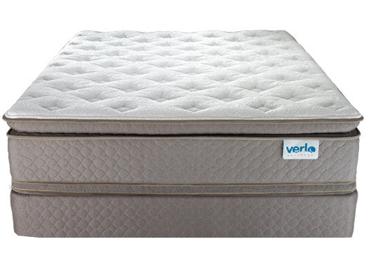 v3 Pillow Top Queen Mattress Double Sided