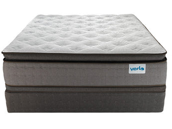 v5 Pillow Top Cal King Mattress Double Sided