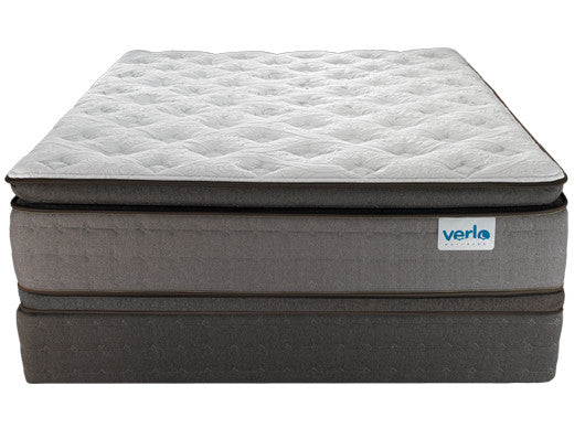 v5 Pillow Top Twin Mattress Double Sided