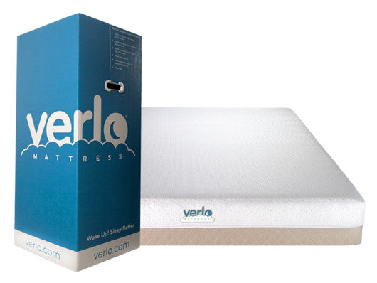 Verlo-to-Go 1 Gel Foam King Mattress