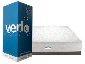 Verlo-to-Go 5 Gel Foam Queen Mattress