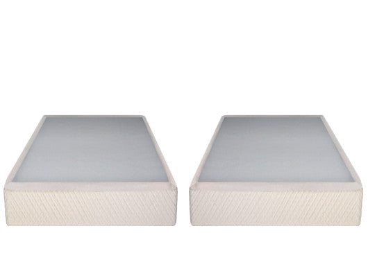 vLatex King Mattress Foundation