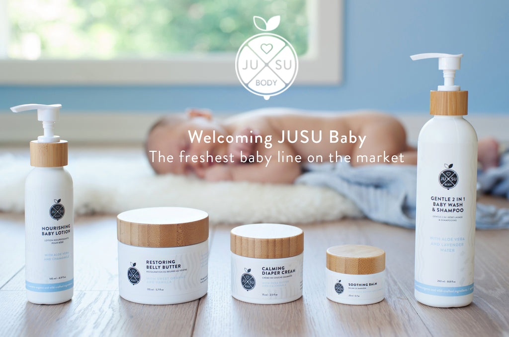 Natural baby products, handcrafted baby care, nontoxic baby products, safe ingredients