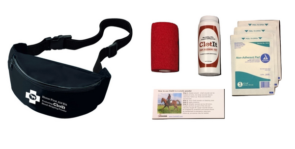 Equine First-Aid Kit - ClotIt