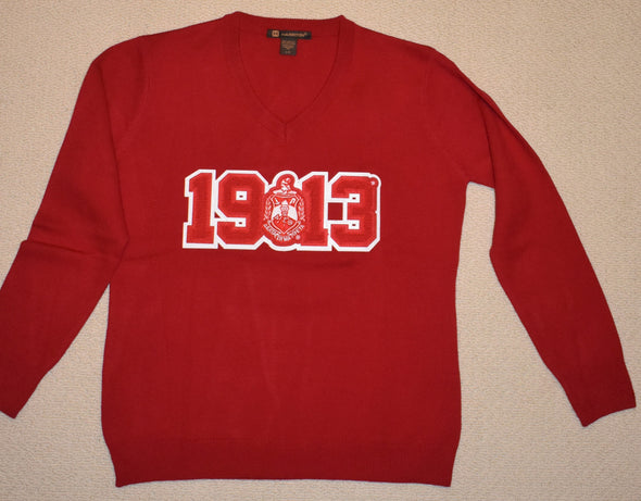 DST Varsity Pull Over (Chenille Year)