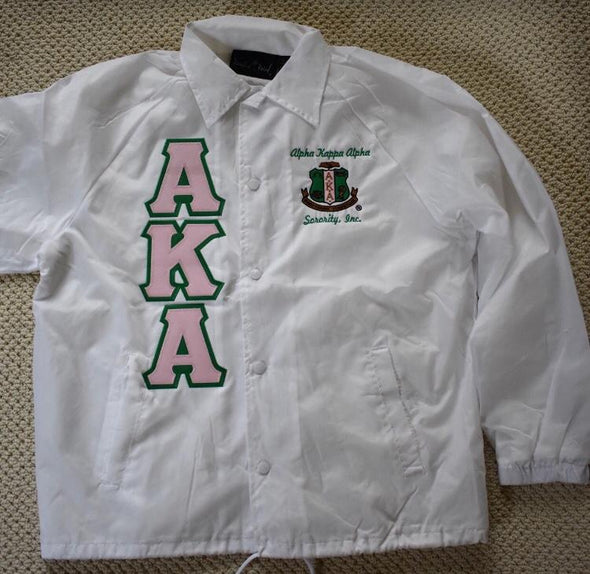 AKA Coaches Jacket