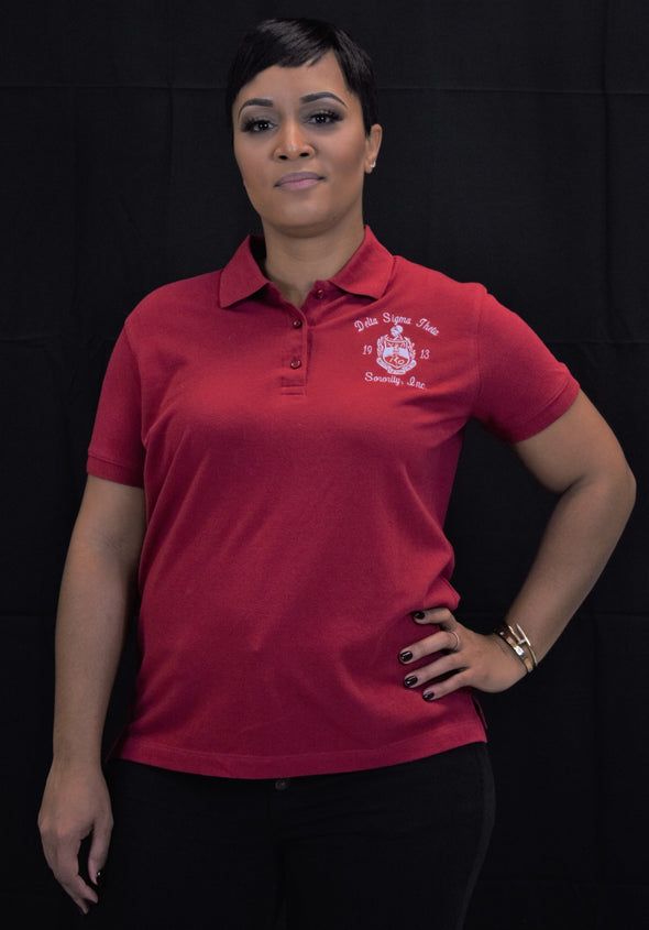 DST Polo (Crest)